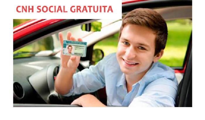 CNH SOCIAL serão ofertadas 5.300 CNHS populares.  Incrições abertas; Veja aqui como consegui o benéfico.